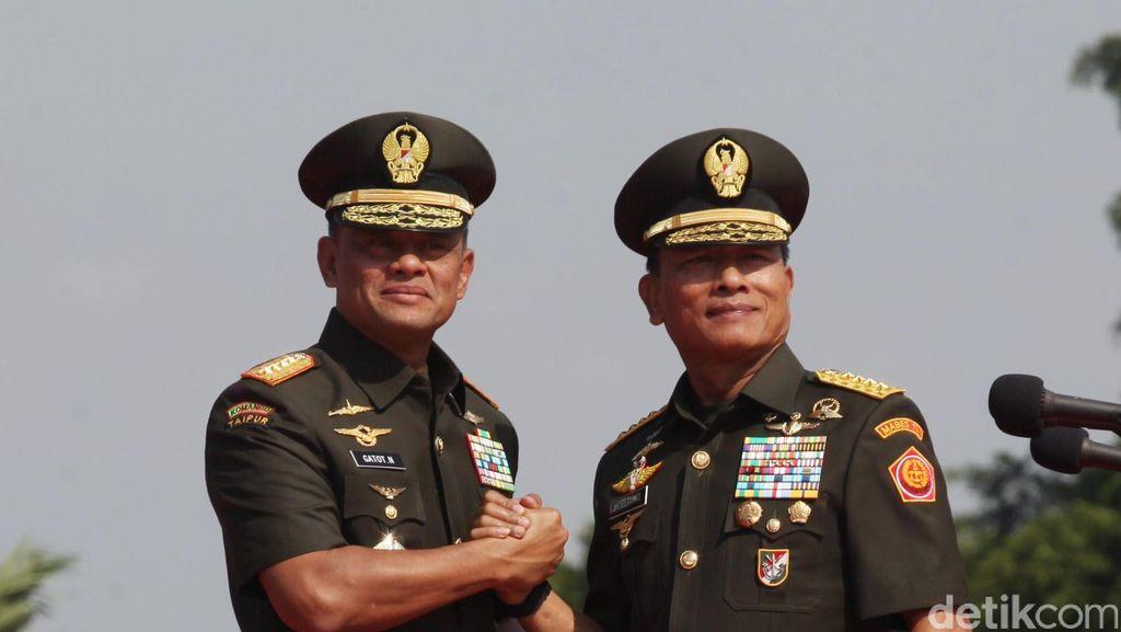 Panglima TNI Serahkan Kasus Penusukan Prajurit Kostrad di Gowa ke Polri