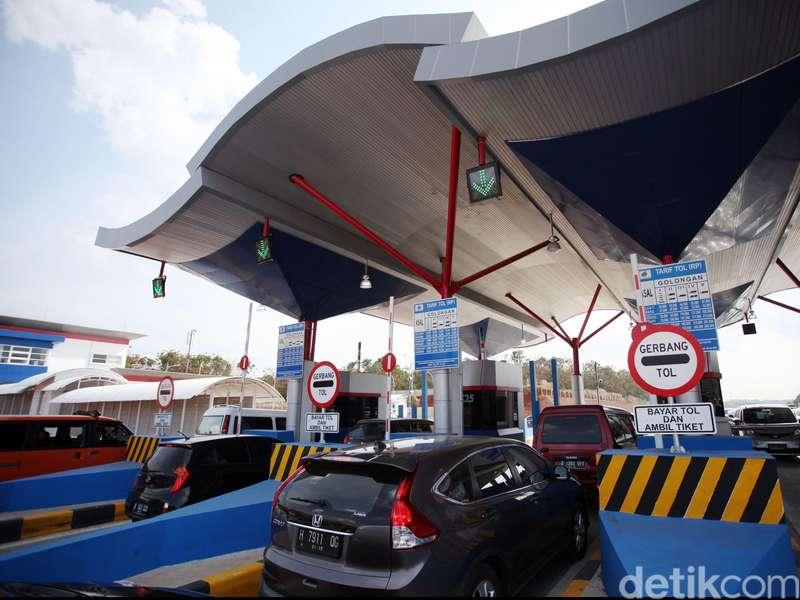Mudik 2016, Gerbang Tol Cikopo Hanya untuk Ambil Tiket