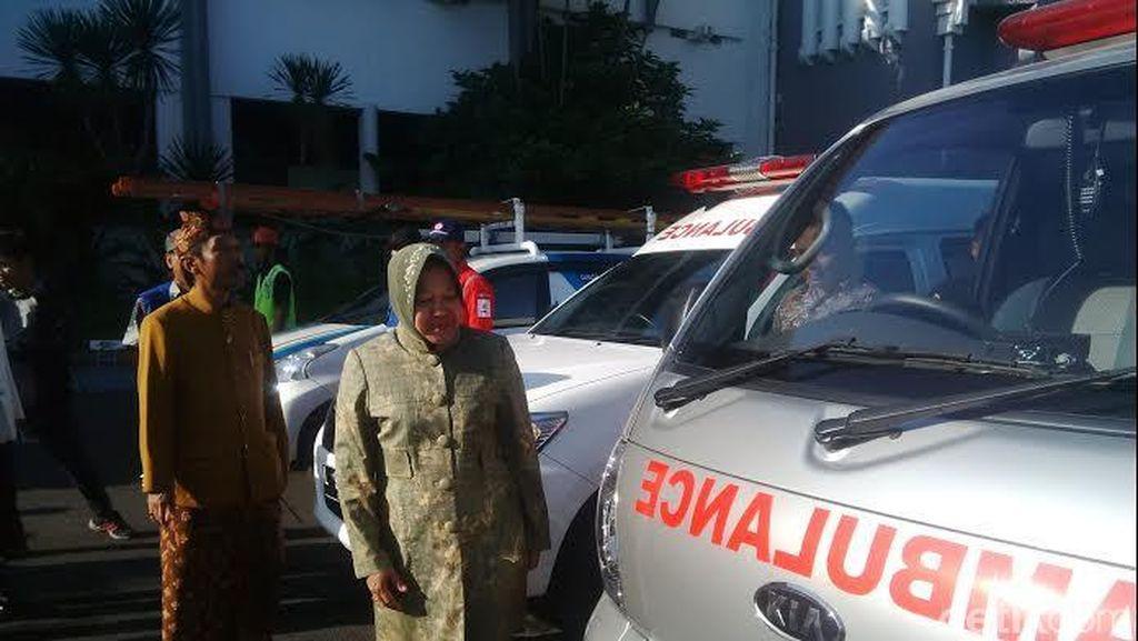 Bertemu Menteri Yuddy, Risma Keluhkan Kurangnya Dokter PNS di Surabaya