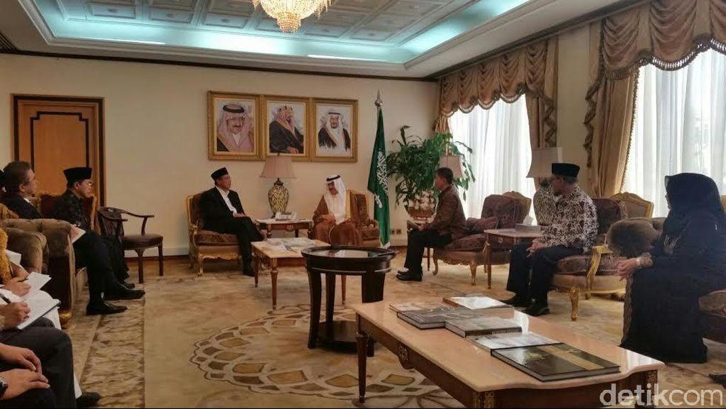 Menteri Agama: Kuota Haji 2016 Akan Kembali Normal