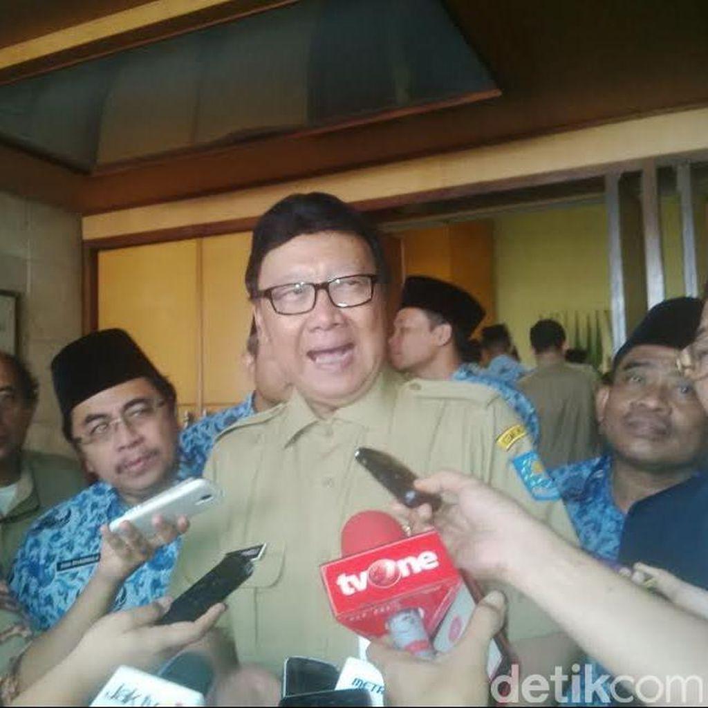 Soal Sabotase Pilkada, Mendagri: Contoh di Surabaya Menggagalkan Bu Risma