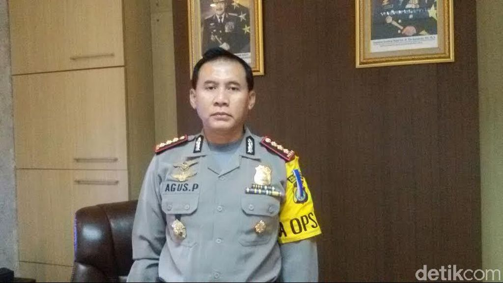 Antisipasi Bom, Polres Tangerang Imbau Pengelola Mal Pasang Metal Detector