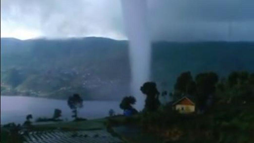 Tornado di Danau Sumbar Baru Terjadi, Sering Muncul di Florida AS