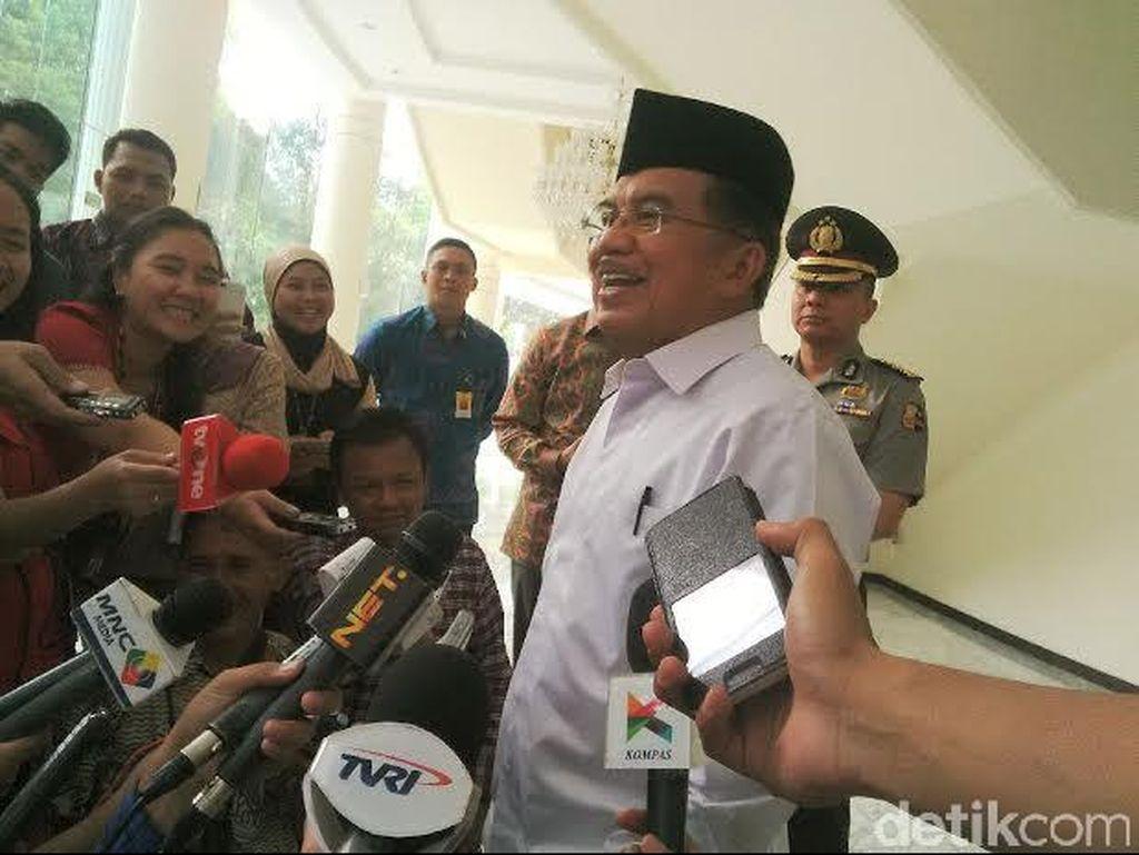 Wapres JK Sudah Terima Undangan Pelantikan Kepala Staf Kepresidenan