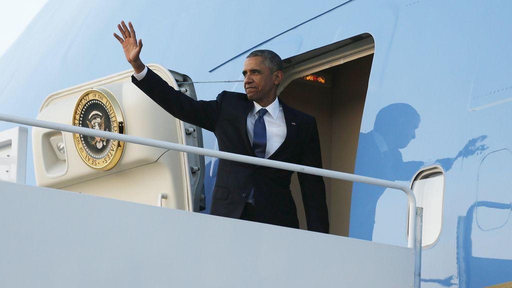 Obama Berkunjung ke Kenya, Kampung Halaman Ayahnya