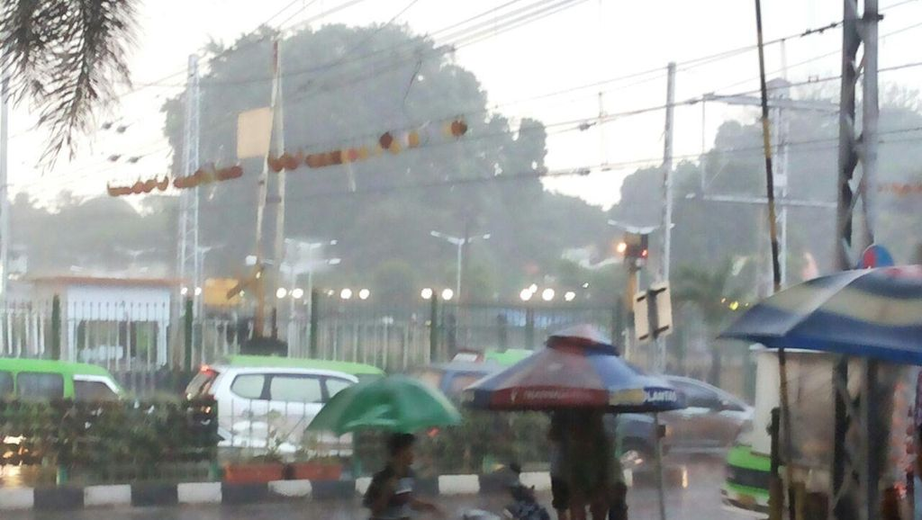 Bogor Diprediksi Diguyur Hujan Lagi Hari Ini