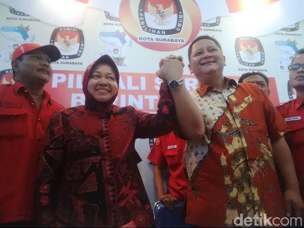 PDIP Surabaya Curiga Ada Upaya Jegal Risma, ini 5 Indikasinya