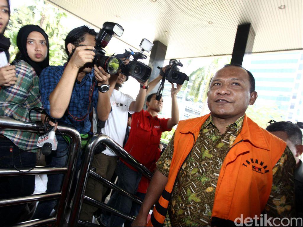 Hakim Tipikor Mentahkan Eksepsi Bupati Morotai