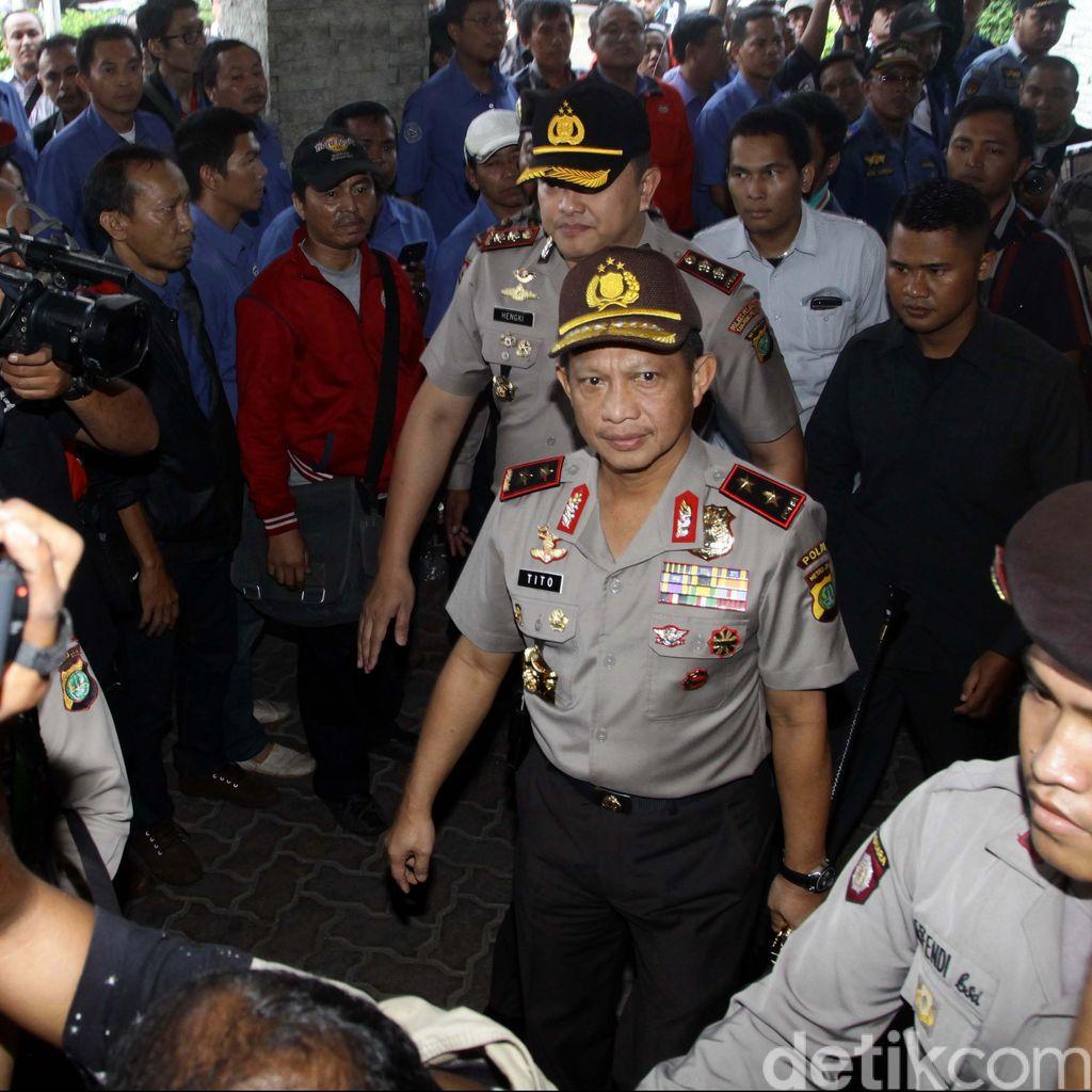 Unjuk Rasa 1 September, Kapolda Metro: Tak Boleh Sweeping dan Blokir Jalan