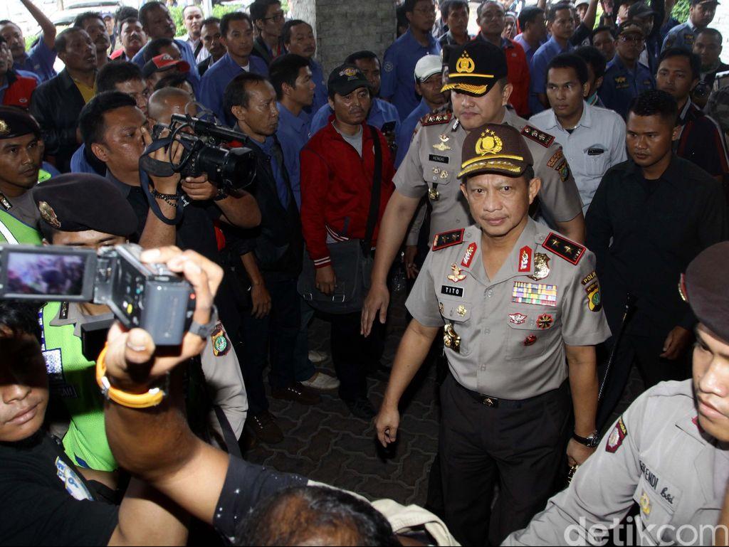 Kapolda Metro: Jangan Ada yang Numpang Tenar di Unjuk Rasa 1 September
