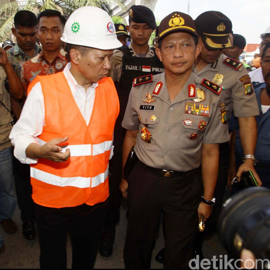 Kapolda Metro Larang Personel Pengamanan Unjuk Rasa 1 September Bawa Pistol