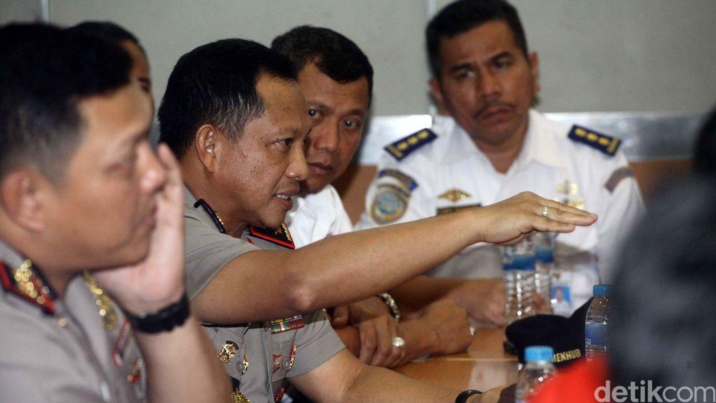 Polda Metro Siapkan Pengamanan Ekstra Ketat Kawal Unjuk Rasa 1 September