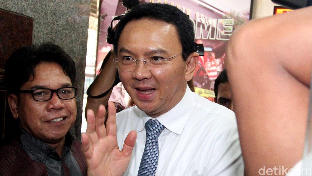 Ahok Ultimatum Dinas Tata Kota DKI Bila Tak Cepat Bebaskan Lahan MRT