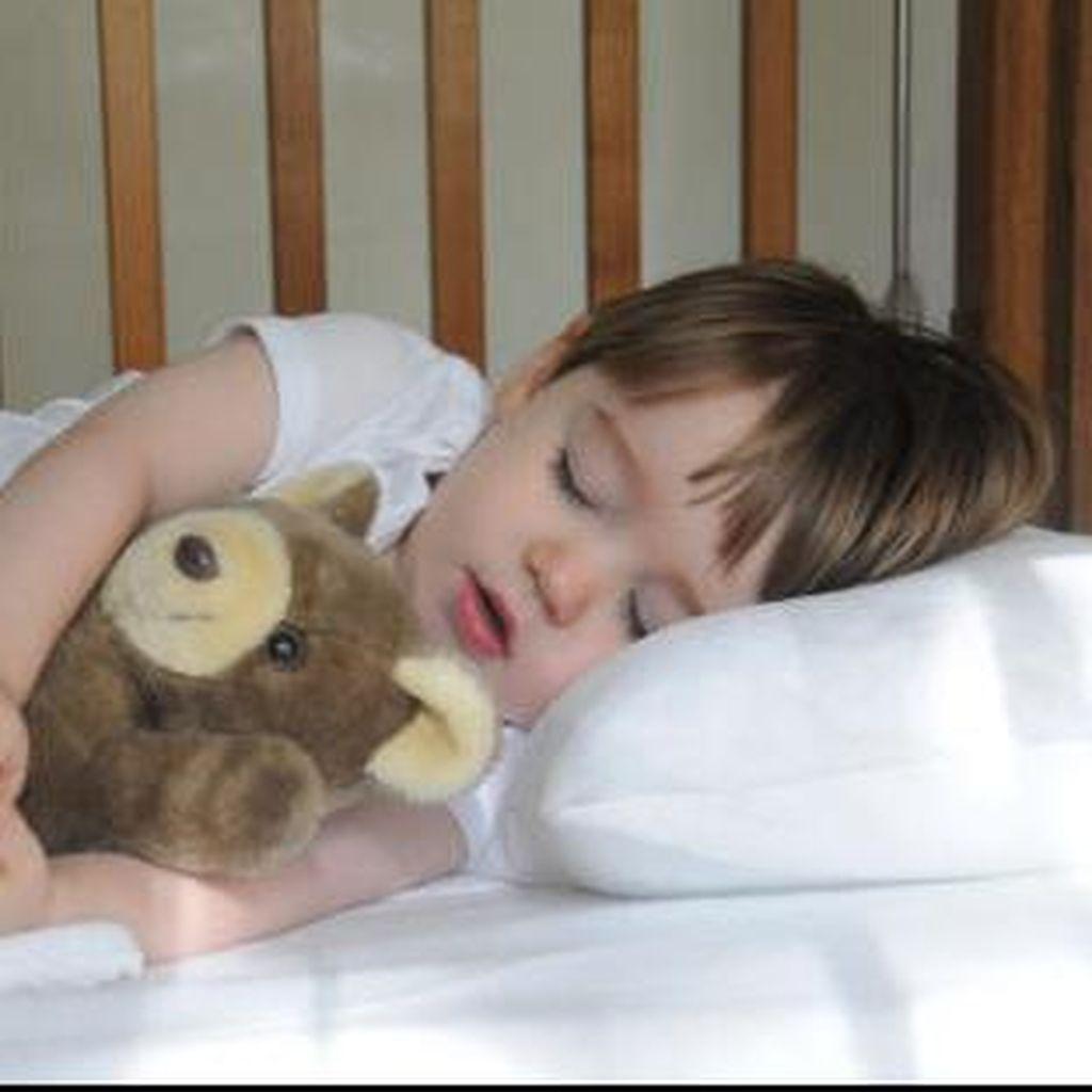 Manfaat Penuhi Kebutuhan Magnesium untuk Kualitas Tidur si Kecil