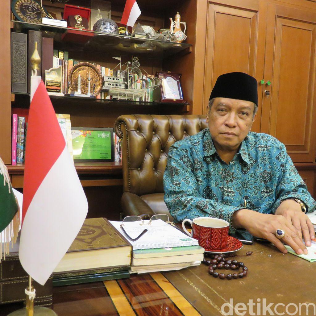 Said Aqil Siradj: Islam Indonesia Bukan Islam Arab