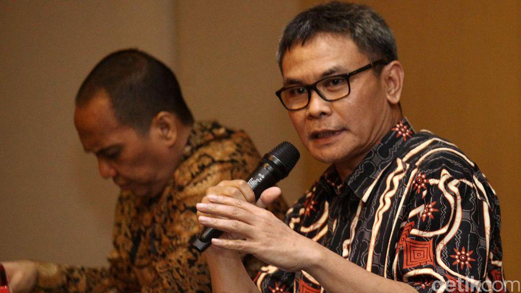 Gatot Minta KPK Ambil Kasus Bansos, Johan Budi: Lebih Baik Ditangani KPK