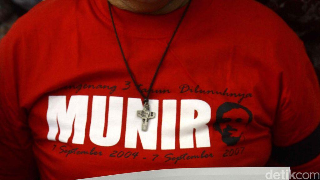 Dokumen TPF Hilang, Teten: Bukan Berarti Kasus Munir Tak Bisa Diusut