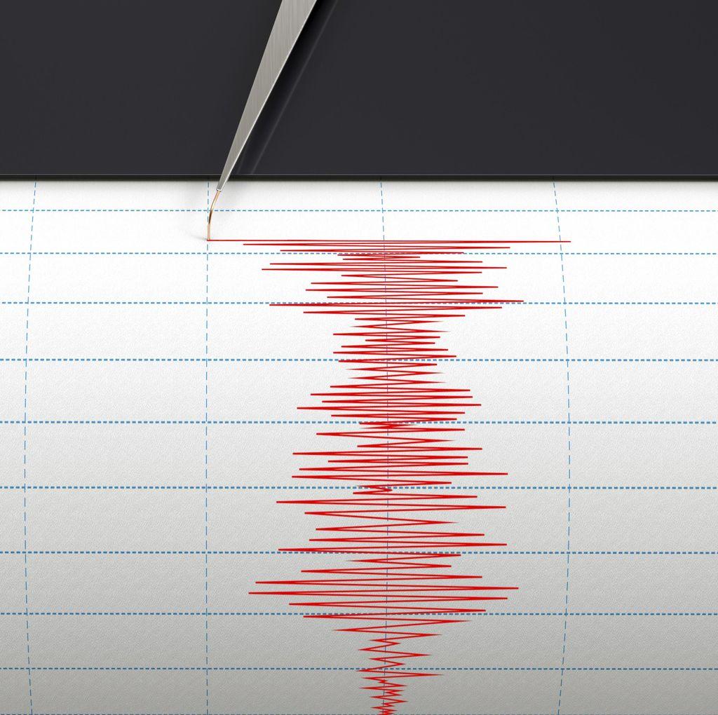 Gempa 5,1 SR Guncang Lombok Utara NTB