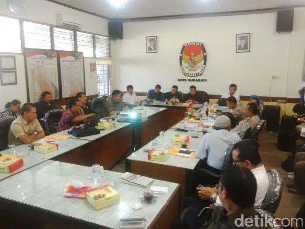 KPU Jatim: Anggaran Pilkada di Surabaya, Pacitan, dan Blitar Sudah Cair