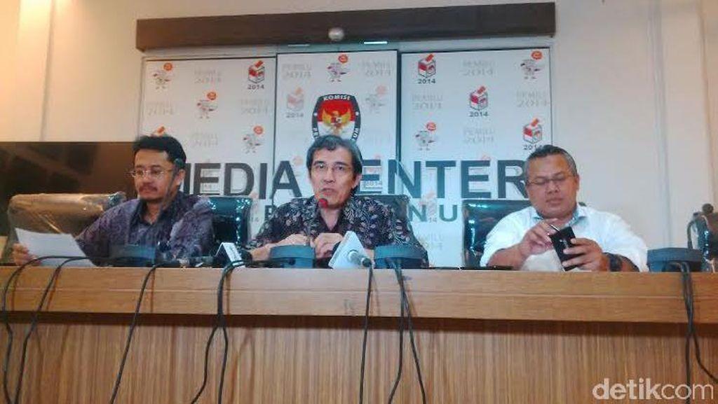 KPU: Ada 83 Daerah yang Hanya Dua Pasangan Calon di Pilkada