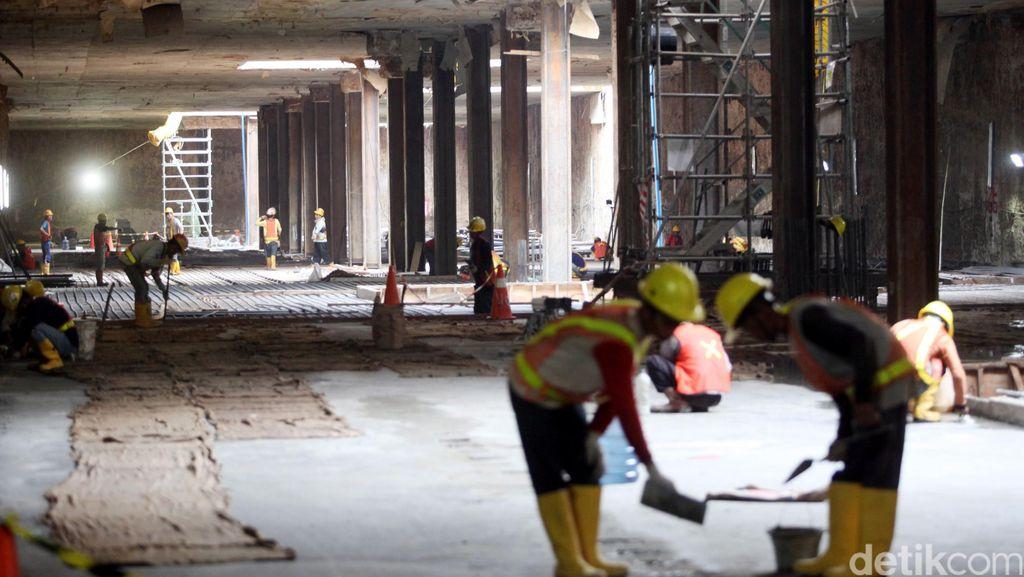 Pembangunan Stasiun MRT di Cipete Terancam Batal karena Masalah Lahan