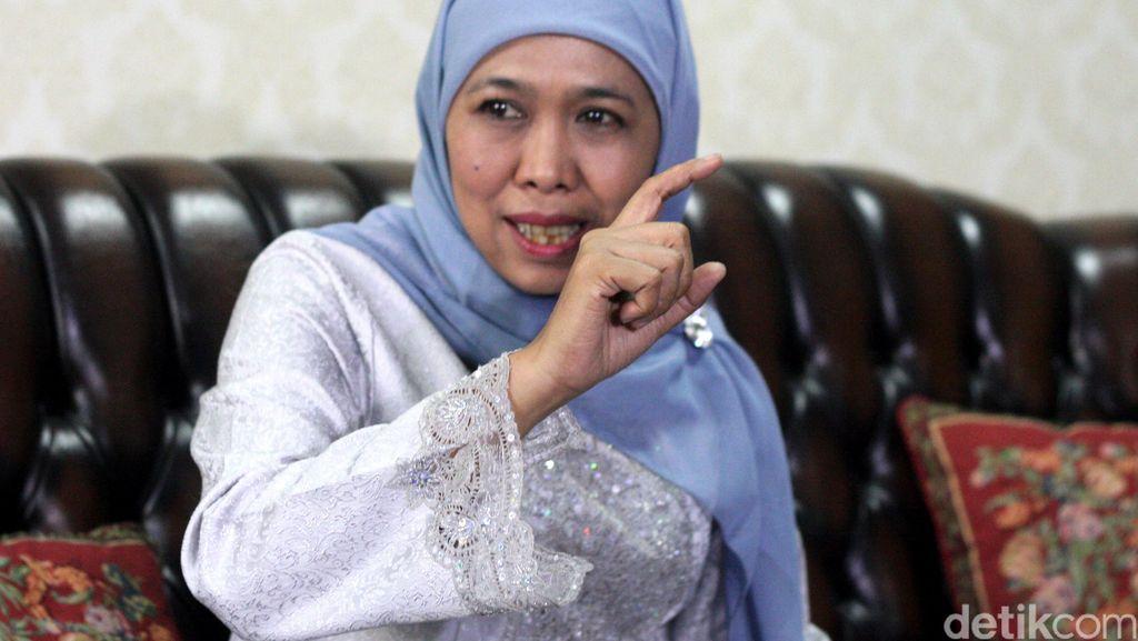 Khofifah, Menteri Keempat Era Gus Dur yang Adem Ayem di Kabinet Jokowi