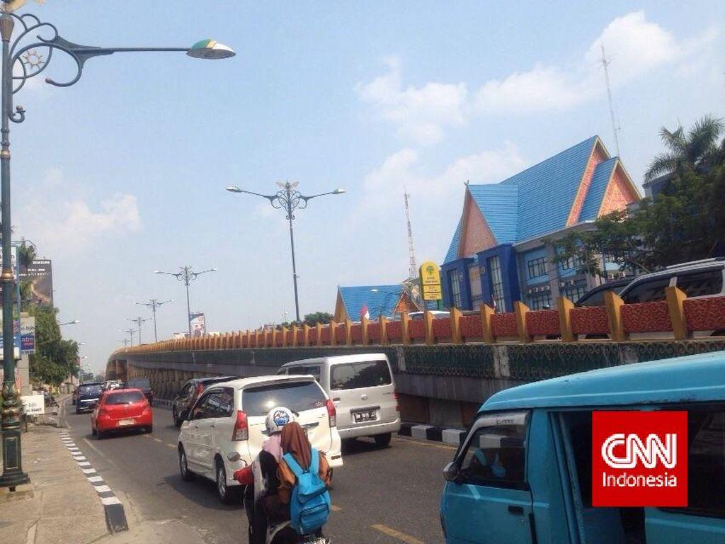 Kabut Asap Pekat, Siswa SD di Pekanbaru Terpaksa Diliburkan