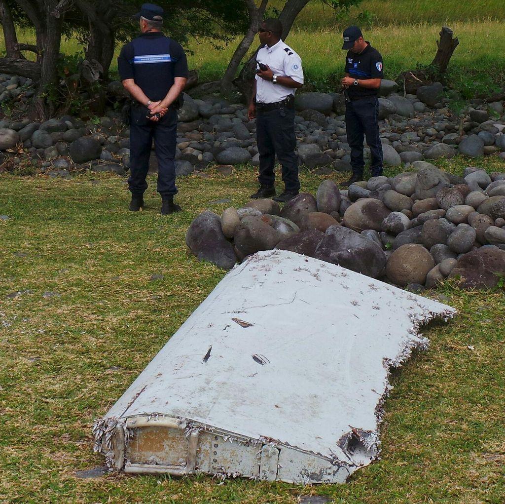 Australia Menduga Kuat Puing Sayap di Tanzania Bagian MH370