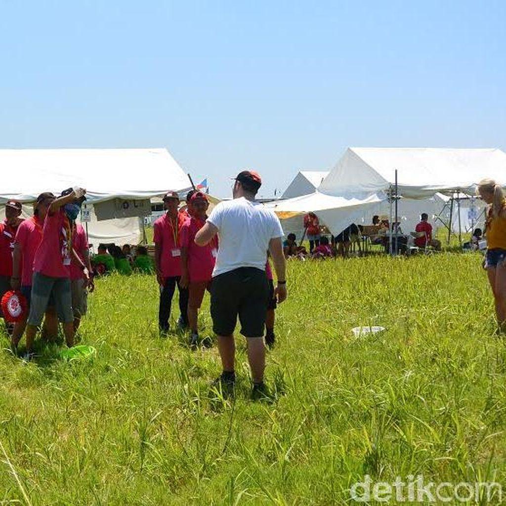 Jambore Pramuka Dunia di Jepang yang Bersih dan Bebas Sampah