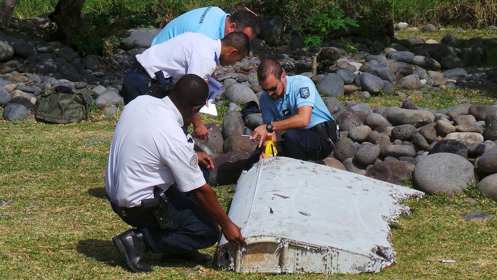 Australia: Kepastian Soal Puing MH370 Akan Disampaikan Pekan Ini