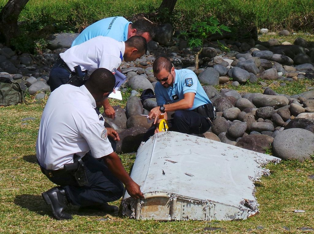 Mauritius Akan Bantu Pencarian MH370