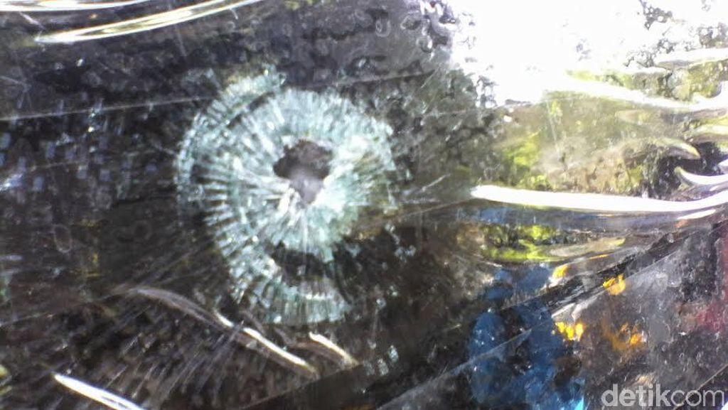 Penembakan Mobil Pengusaha, Polisi Belum Periksa Sosok yang Dicurigai Korban