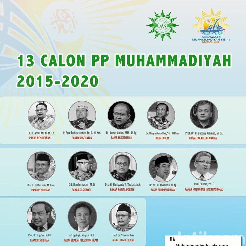 Soal Muncul 13 Paket Capim Muhammadiyah, Abdul Muti: Itu Dinamika