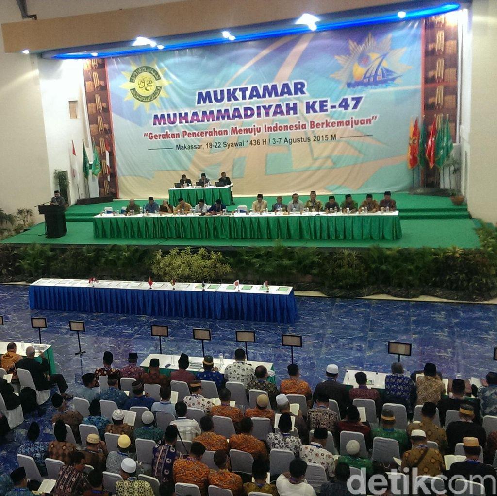 Jelang Pemilihan, Ramai Perang Paket 13 Calon PP Muhammadiyah