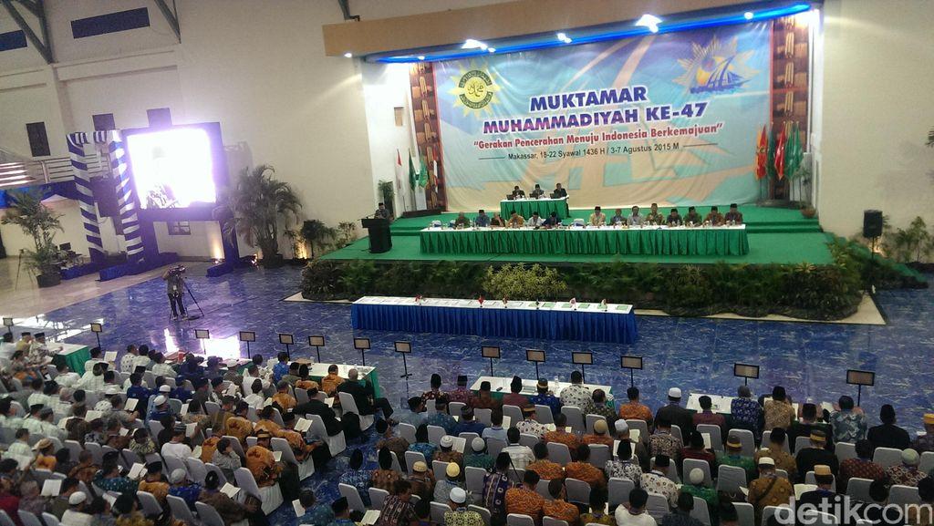 Doa Eks Ketum IPM Agar Terpilih Ketum Muhammadiyah yang Visioner