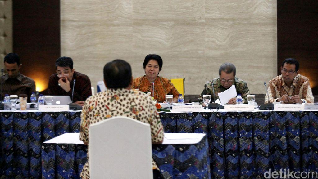 Bursa Pimpinan KY, Komisioner Bantah Penyalahgunaan Fasilitas KY