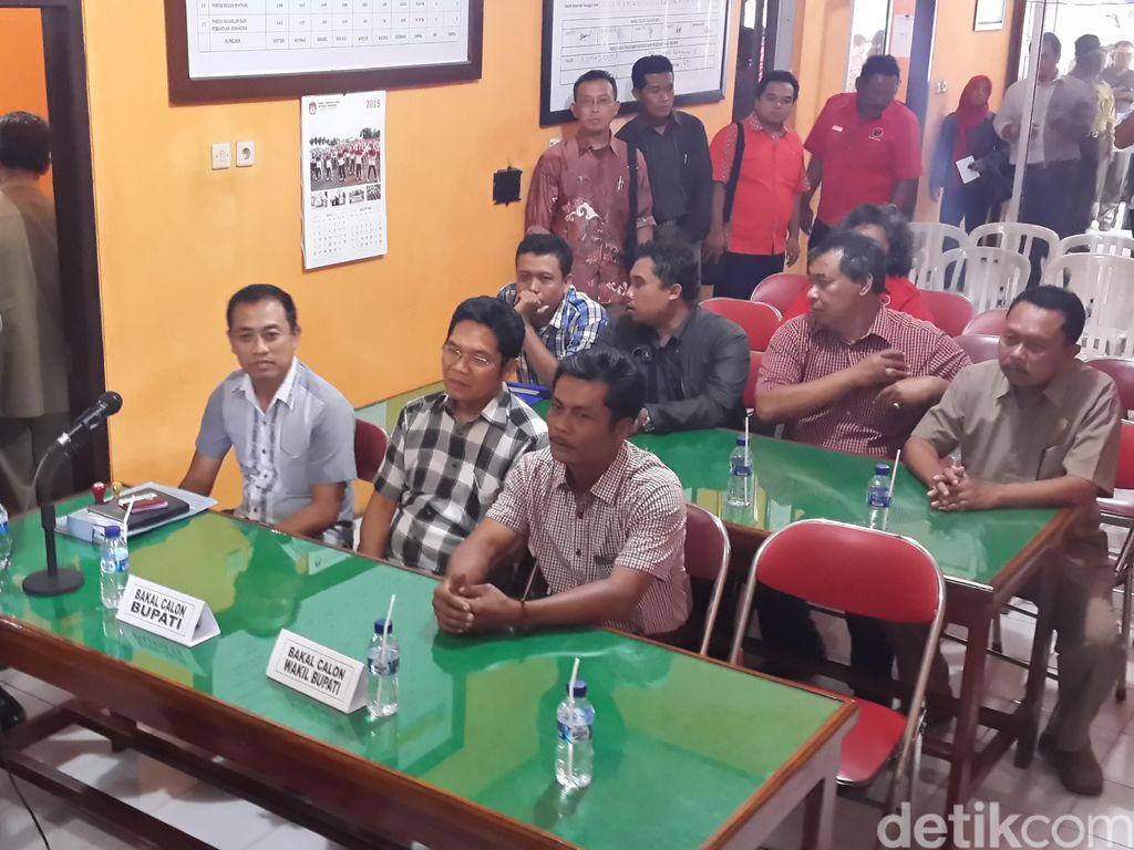 Bakal Cawabup Pacitan Tak Hadir, Pendaftaran Calon 5 Parpol Ditolak KPU