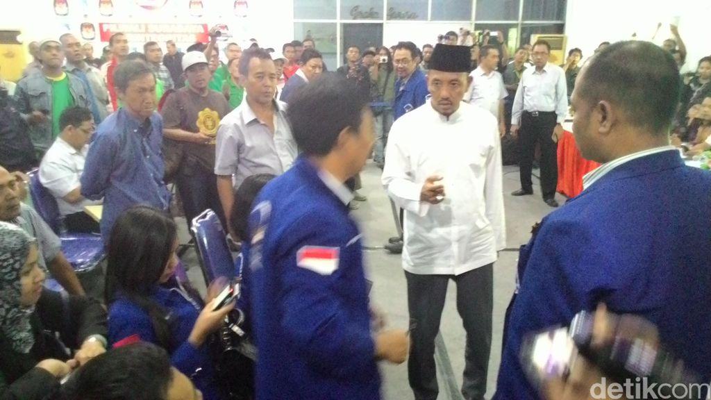 Rasiyo-Abror Dicoret KPU, PAN-Demokrat Tetap Berkoalisi Siapkan Lawan Risma