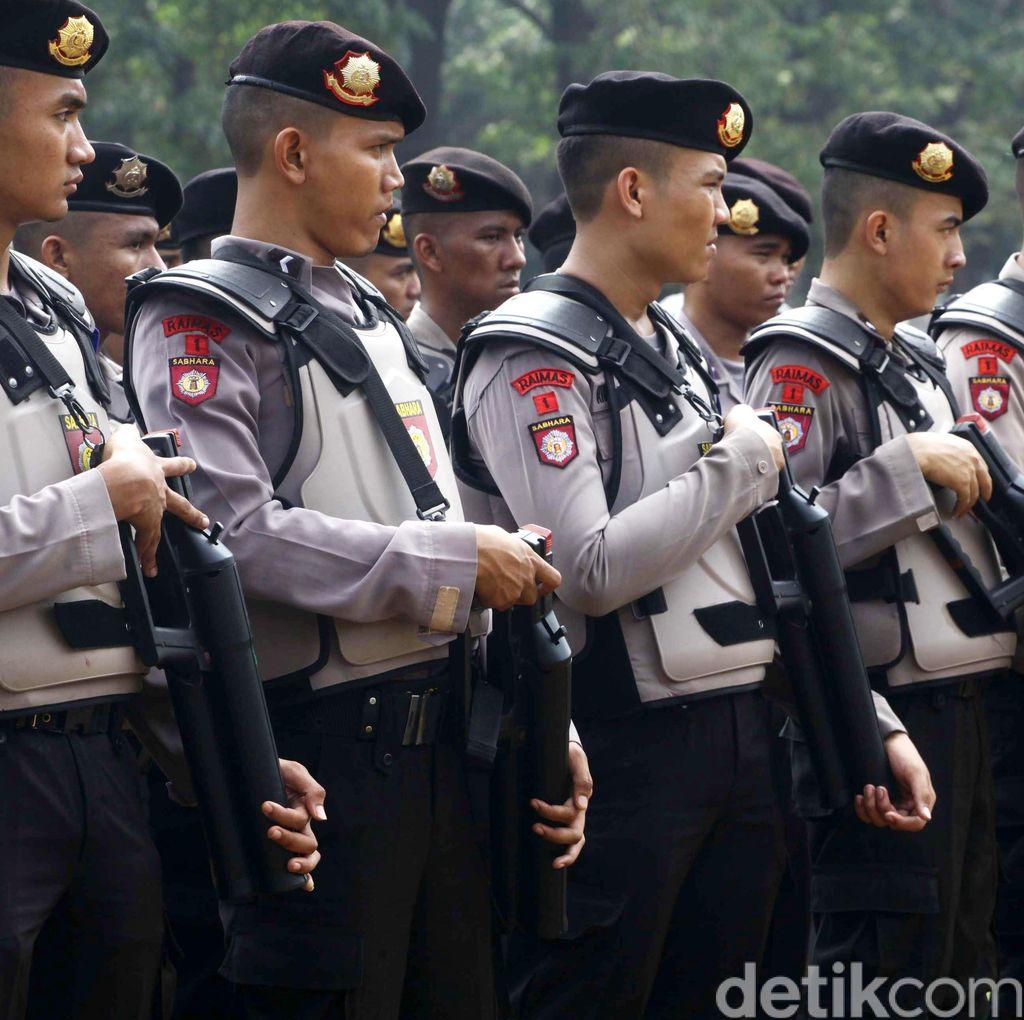Polres Bogor Tingkatkan Keamanan untuk Tangkal Teroris
