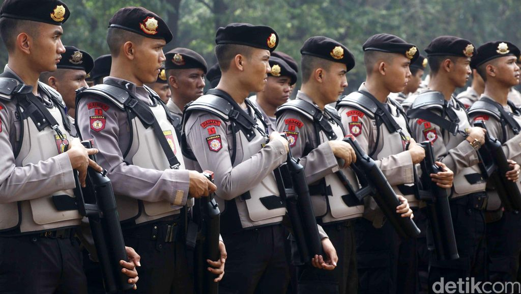 Perwira Polisi Dituntut Jujur dalam Mengisi LHKPN Internal Polda Metro