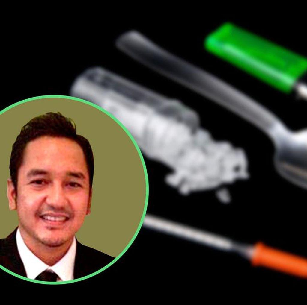 Kisah Reza Prawiro, Terperangkap Sindikat Narkoba hingga Senpi Ilegal