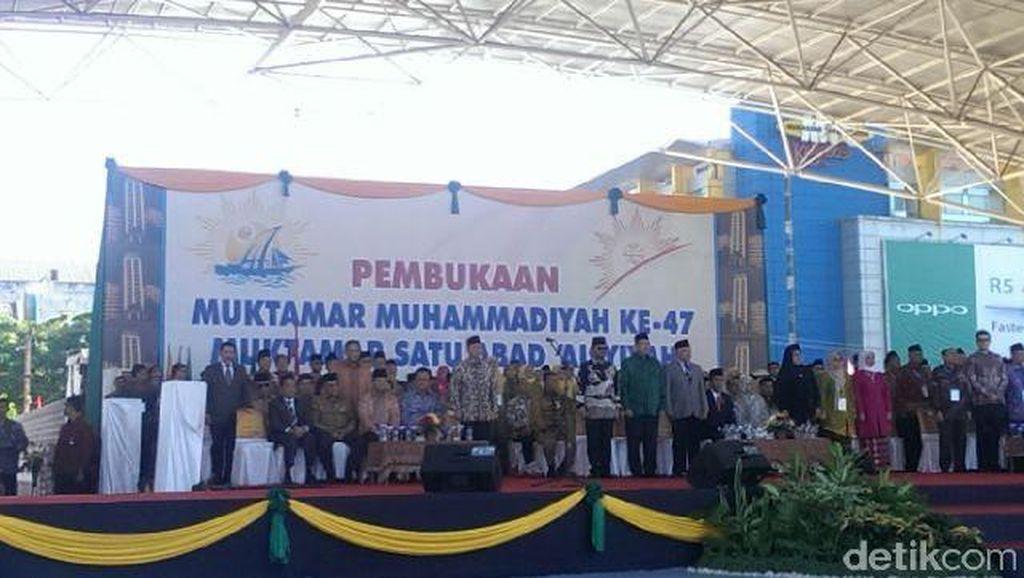 Abdul Muti: Muhammadiyah Harus Istiqamah Tak Berafiliasi dengan Parpol