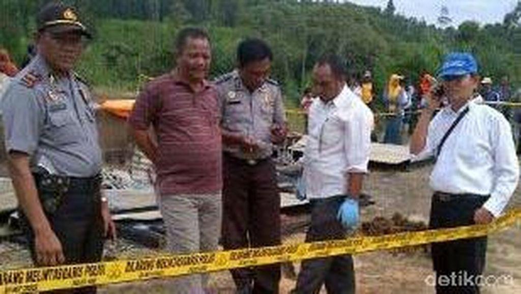 Penjaga Kebun Sawit Tewas Dibakar dalam Keadaan Diikat Kawat Berduri di Riau