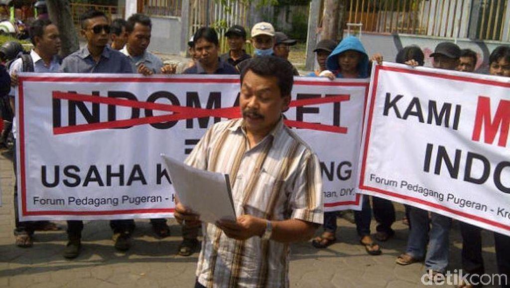 Omzet Turun Akibat Toko Berjejaring, Warga Sleman Mengadu ke ORI DIY