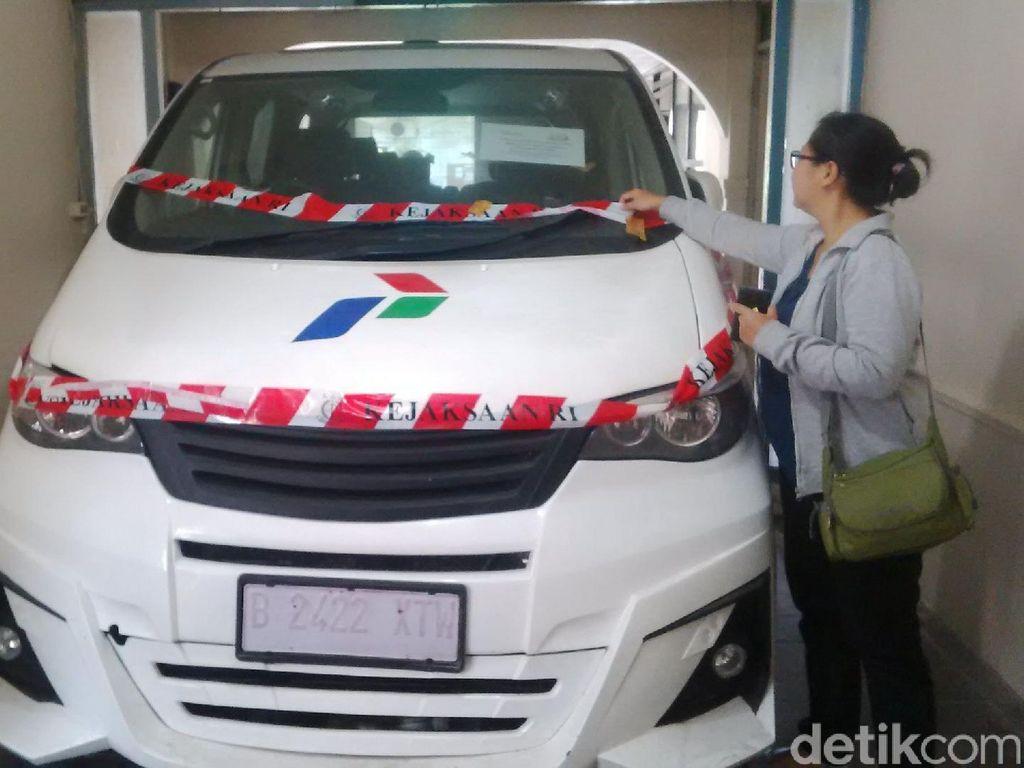 Kejagung Sita 1 Mobil Listrik di UI terkait Kasus Korupsi