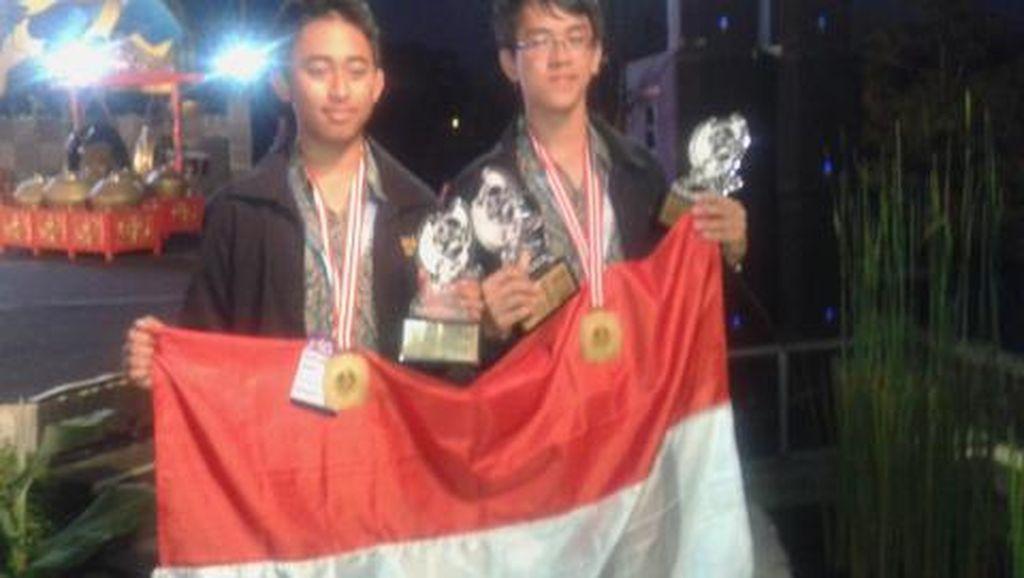 Hebat! Indonesia Raih 10 Medali dan Absolute Winner di Olimpiade Astronomi