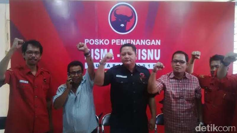 PDIP Anggap Penundaan Pilkada Surabaya Dagelan Politik