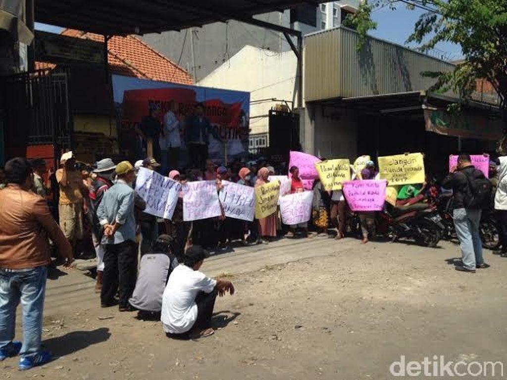 AWAS Desak Pemerintah Keluarkan Perppu Terkait Pilkada Ditunda