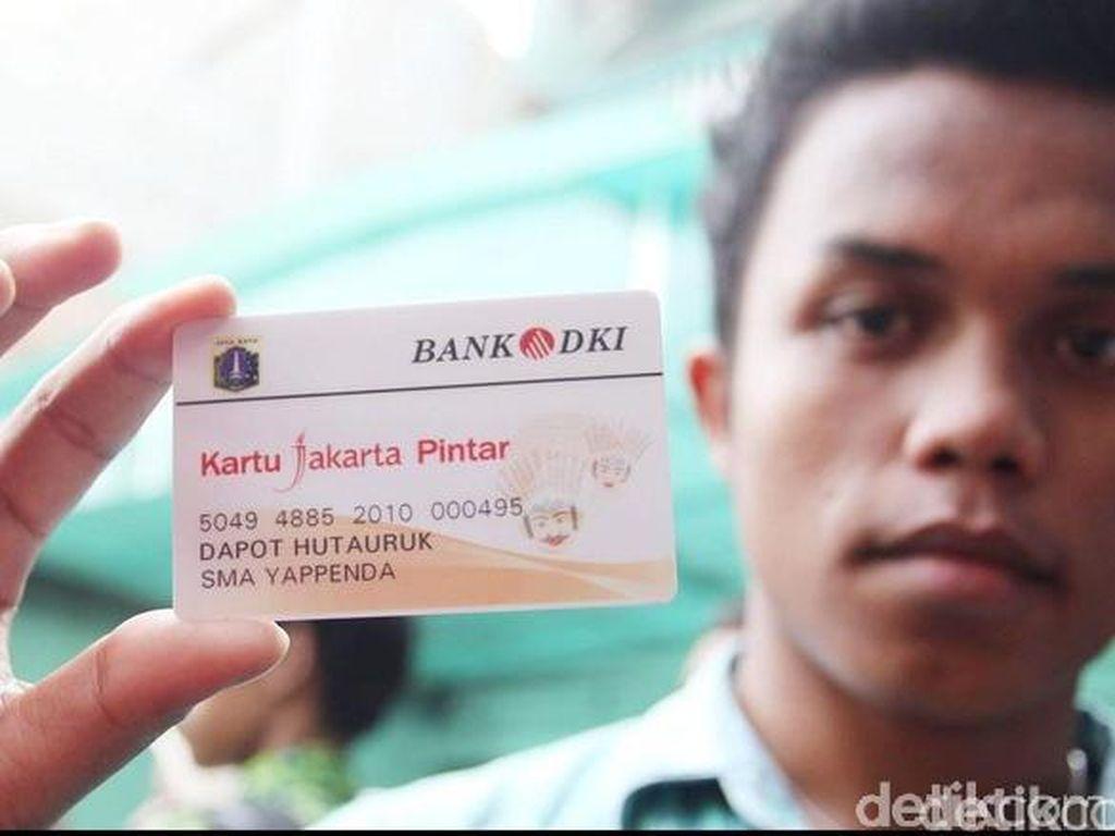 Bank DKI: Toko Non Pendidikan Jangan Layani Transaksi dengan KJP