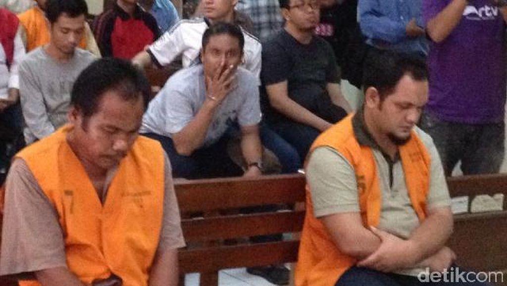Dua Bandar Ganja 354 Kg di Medan Divonis Seumur Hidup